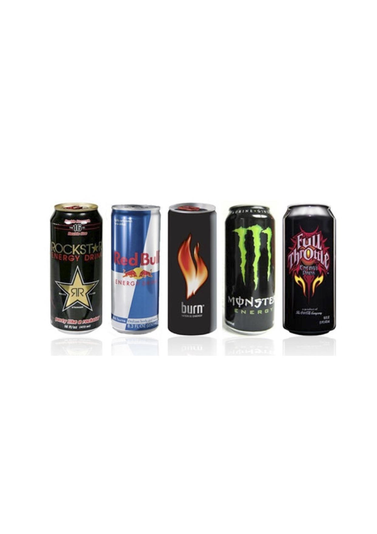 Sesiones clínicas – Bebidas energéticas